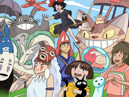 every hayao miyazaki movie ranked