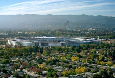Apple Park corporate campus