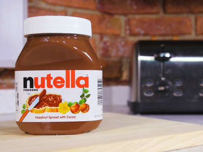 What's In Nutella