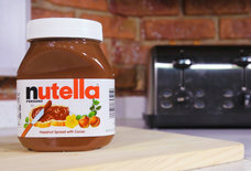 This Nutella Graphic Shows What's Actually Inside