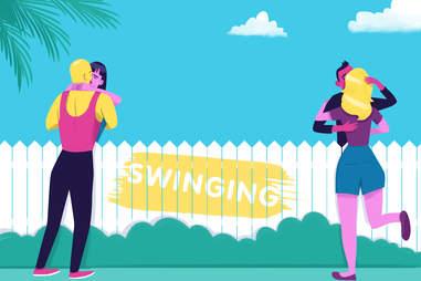 Swinging in Miami