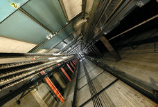 Would You Survive a Falling Elevator?