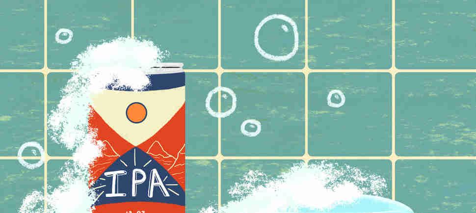 Brewers Name Their Favorite Shower Beers