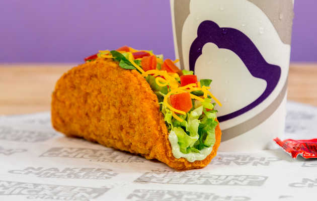 Taco Bell Is Removing the Naked Chicken Chalupa from Its Menu