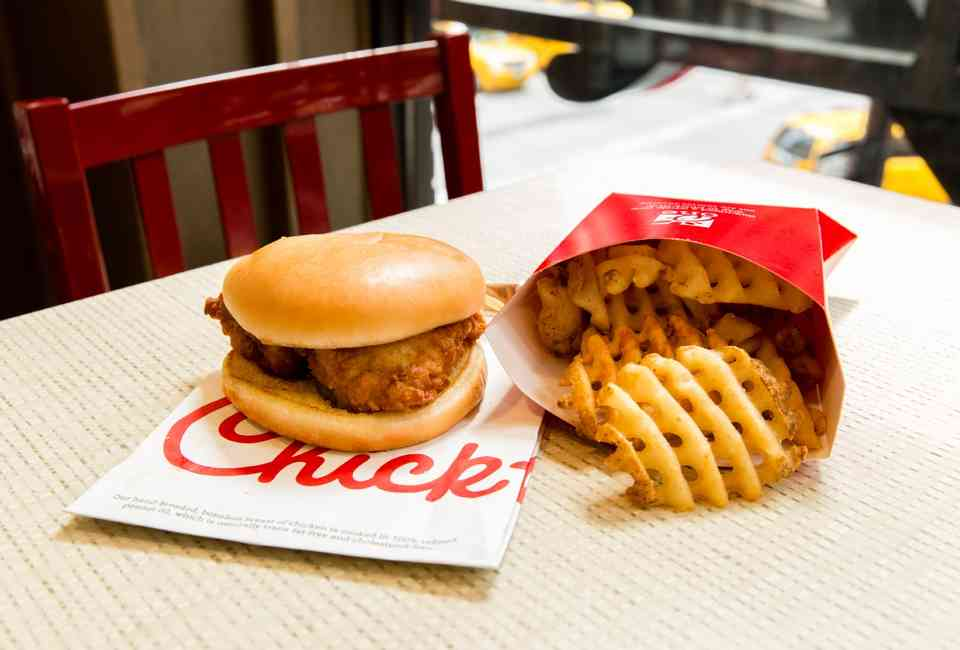 Why Is Chick Fil A Not Open On Sundays Thrillist