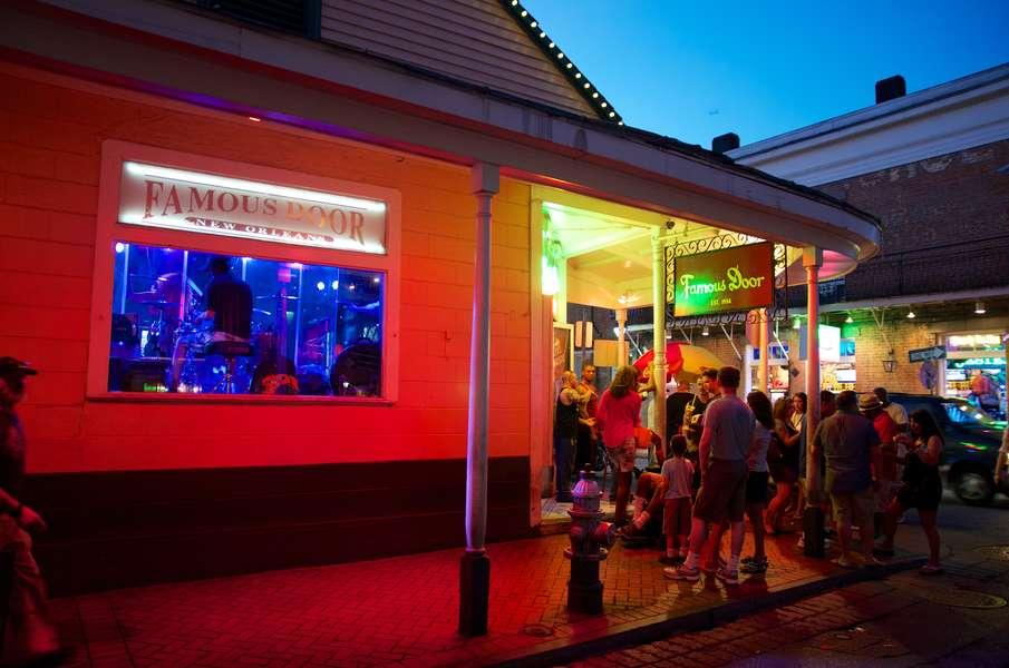 Best Bourbon Street Bars in New Orleans French Quarter