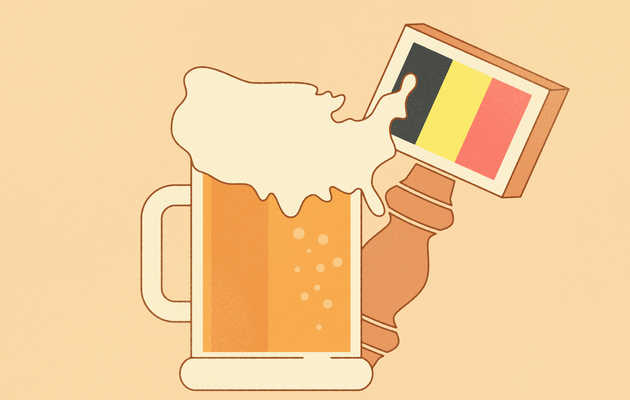 How Belgian Brewers Are Stealing Beer Ideas From America
