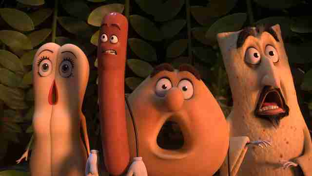 Sausage Party movie