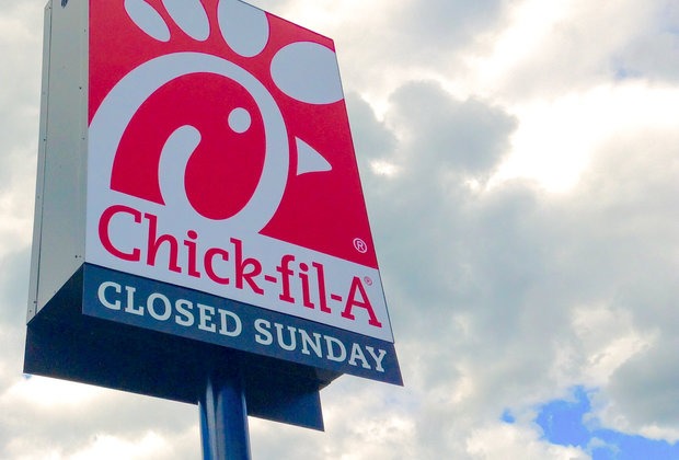 Not About Jesus: The Truth Behind Chick-fil-A's Sunday Policy