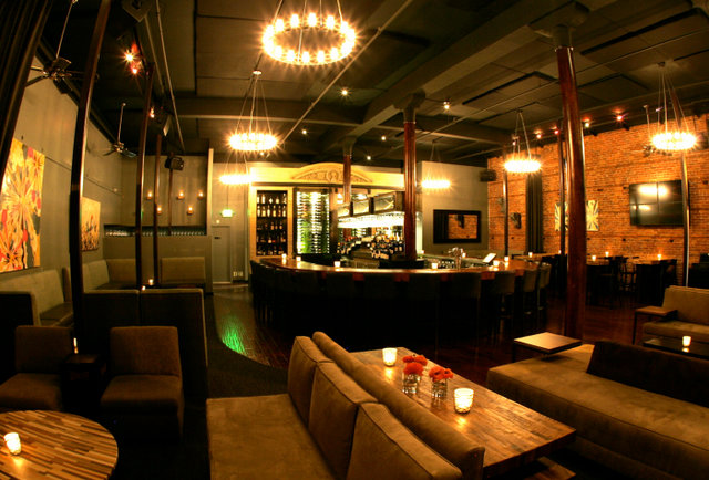 A whiskey bar with a wine addiction