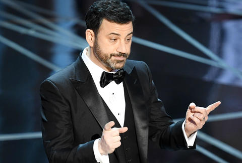 jimmy kimmel oscars 2017 monologue