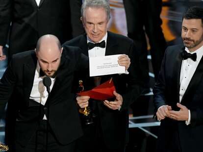 Oscars Screw Up Best Picture