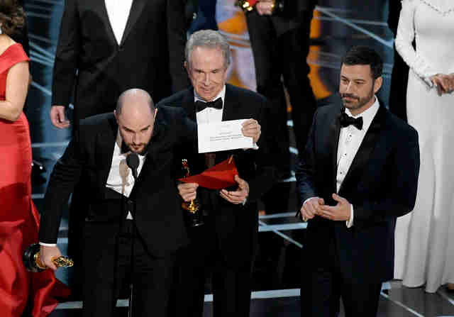oscars 2017 best picture la la land moonlight