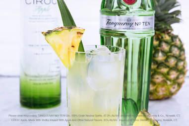 Tanqueray No. TEN - Gin & Juice - Supercall