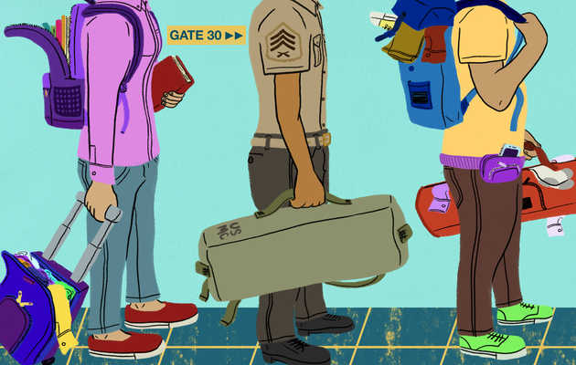 Military Packing Secrets That Will Make You a Better Traveler
