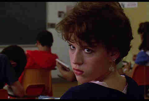 molly ringwald sixteen candles