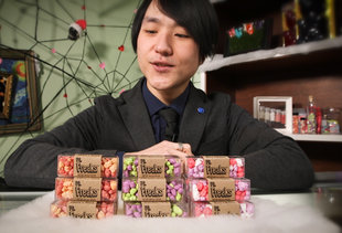 This Candy Chemist Is Making Wonka-Inspired Candy in Bushwick