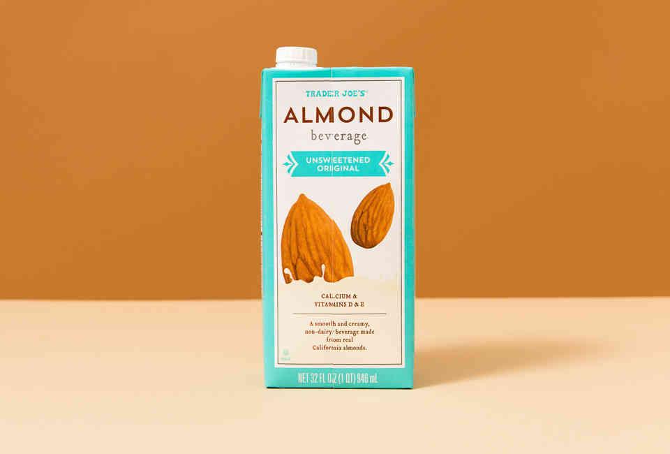 Best Almond Milk Brands, Ranked: Blue Diamond, Silk & More
