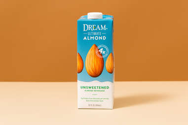 dream ultimate almond milk unsweetened beverage dairy free dreamy plant based