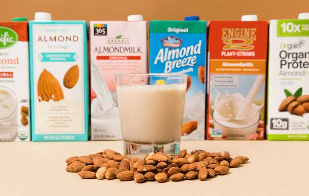 The Best Almond Milks, Ranked