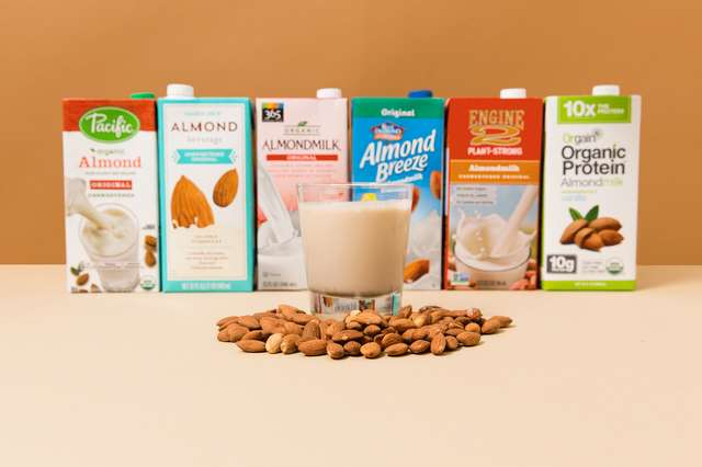 Best Almond Milk Brands, Ranked: Blue Diamond, Silk & More