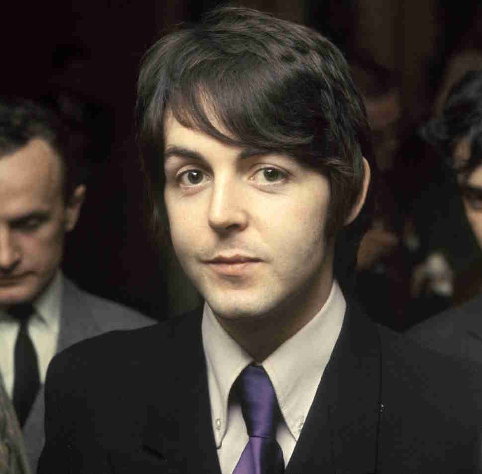 paul mccartney died in 1996