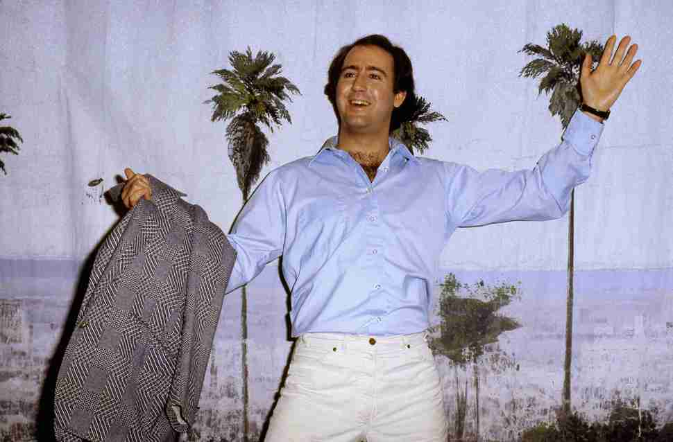 andy kaufman fake death alive rumor