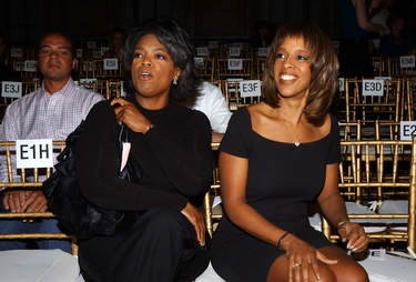 oprah and gayle lesbian rumors