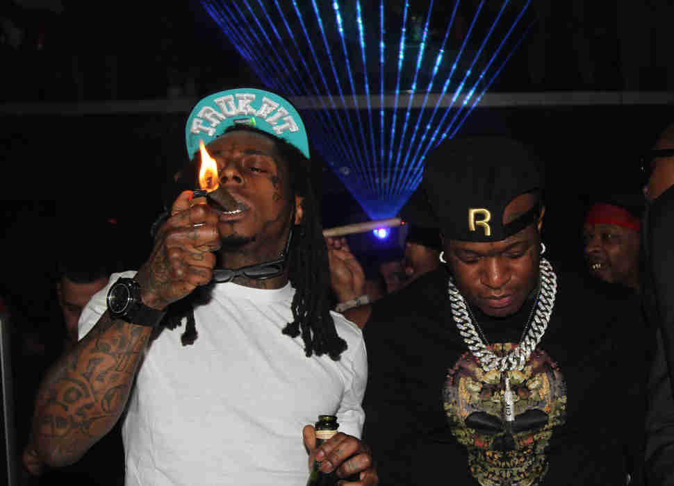 lil wayne rumor cash money