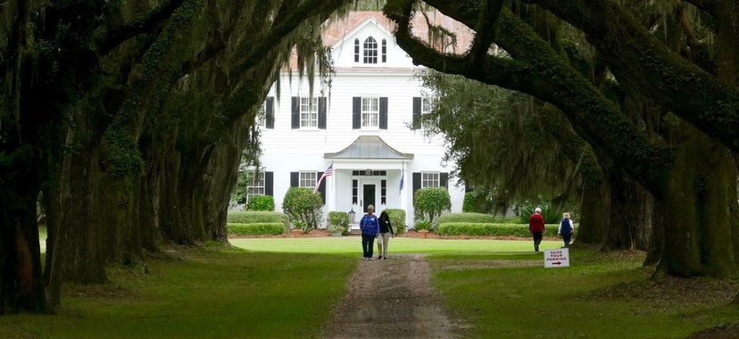 The South Carolina Historical Society