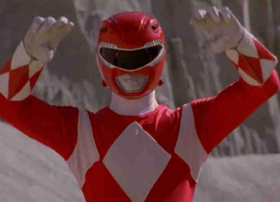 the red ranger was a gay porn star