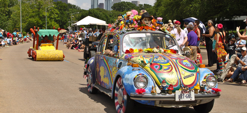 Houston Art Car
