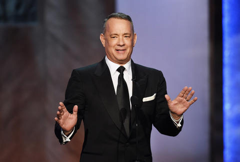 Tom hanks White House gift