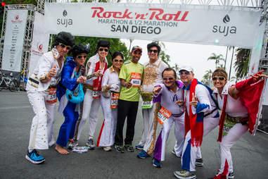 Rock 'n' Roll San Diego