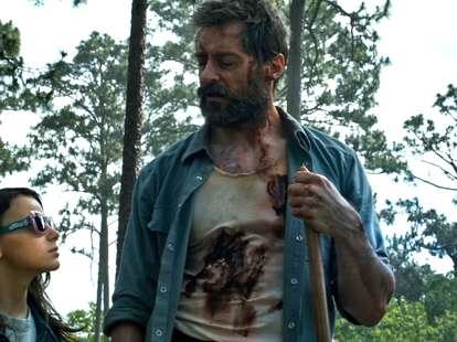 Logan Ending Hugh Jackman