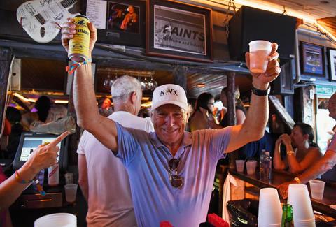 Jimmy Buffett Opening Margaritaville Retirement Home in