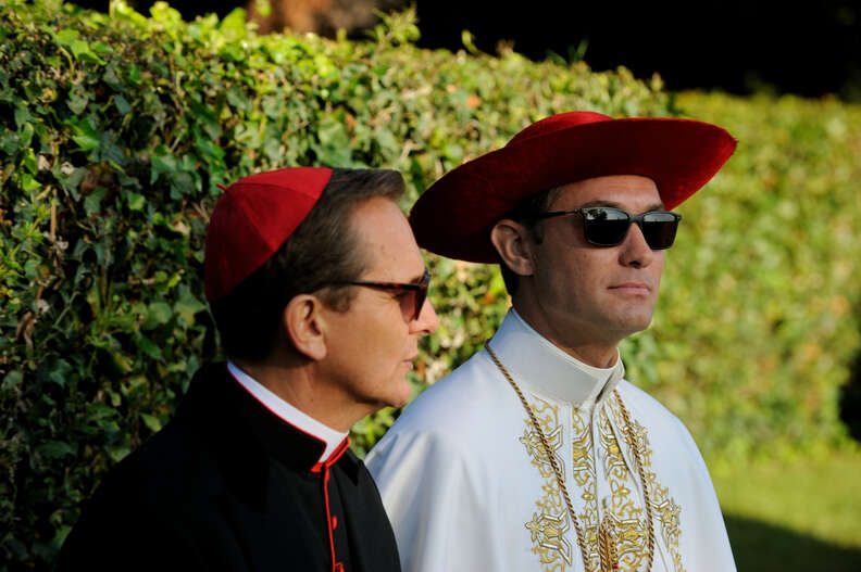 the young pope jude law best tv 2017