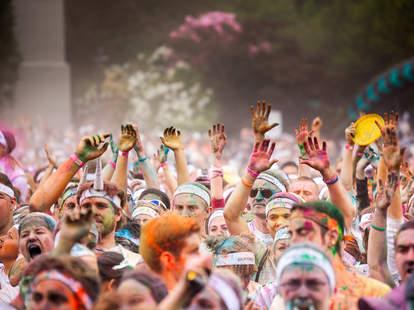 Color Run Seattle