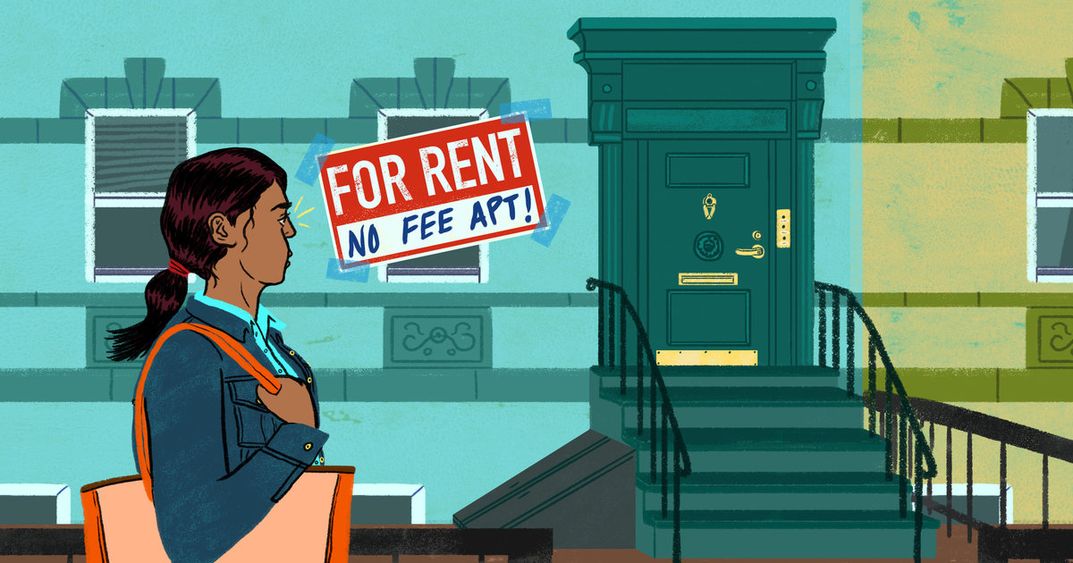 How To Find A No Fee Nyc Apartment Seriously