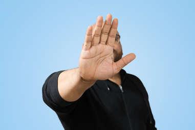 American Travel Gestures