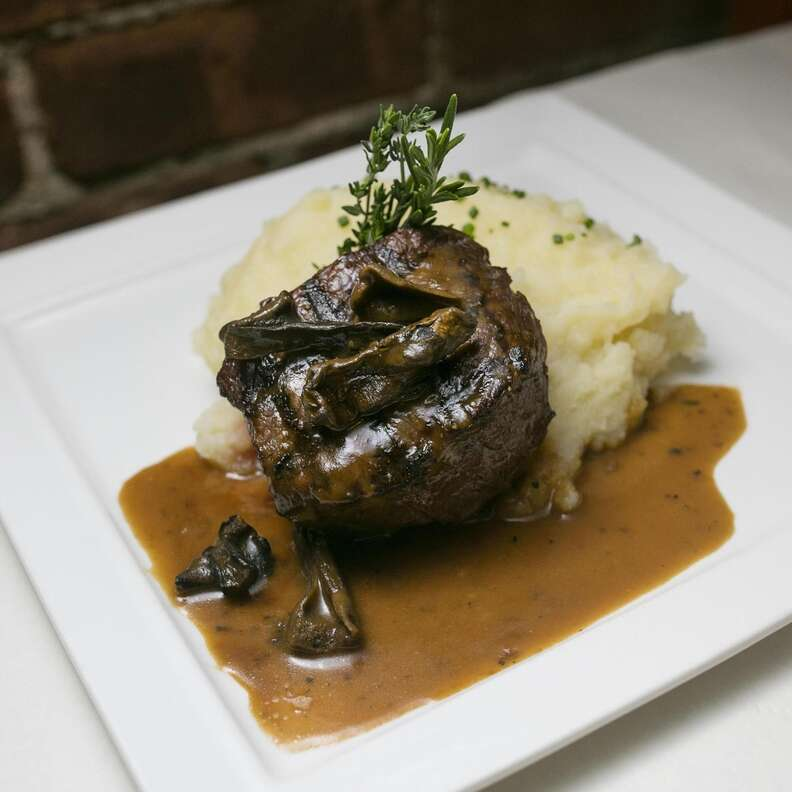 Wolf and Lamb Steakhouse