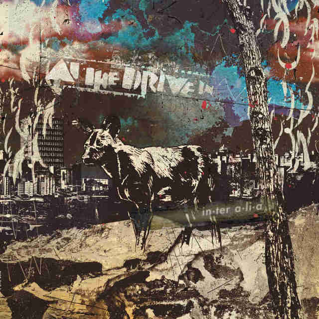 At The Drive-In in·ter a·li·a album