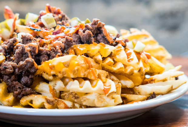 Where to Get the Best Waffle Fries You'll Ever Eat