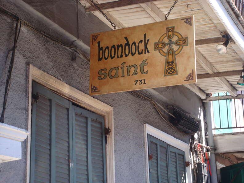 the boondock saint new orleans