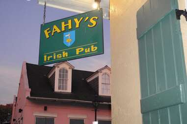 Fahy's Irish Pub