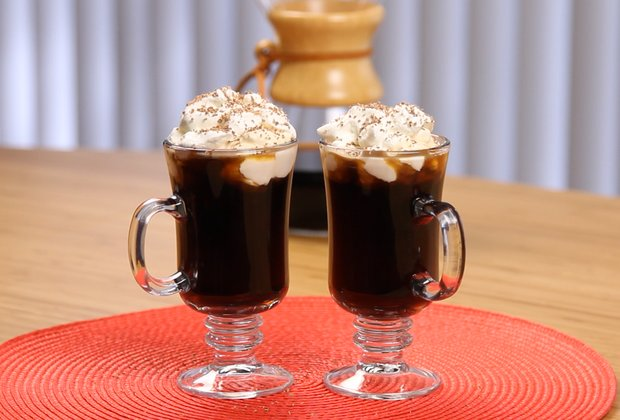 This Boozy Toffee Coffee Cocktail Is the Best Way to Get a Buzz