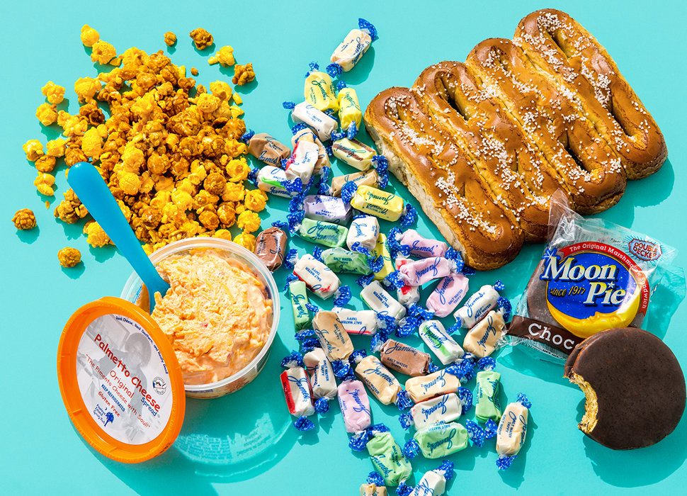 12 Regional Snack Foods That Help Define America