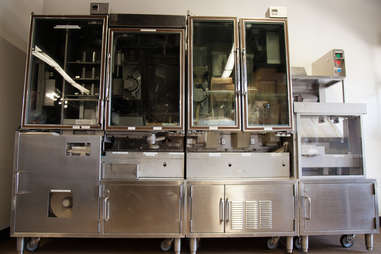 Taco Bell Machine