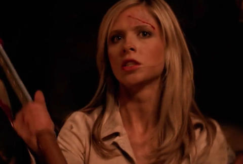 buffy the vampire slayer TV 20th anniversary