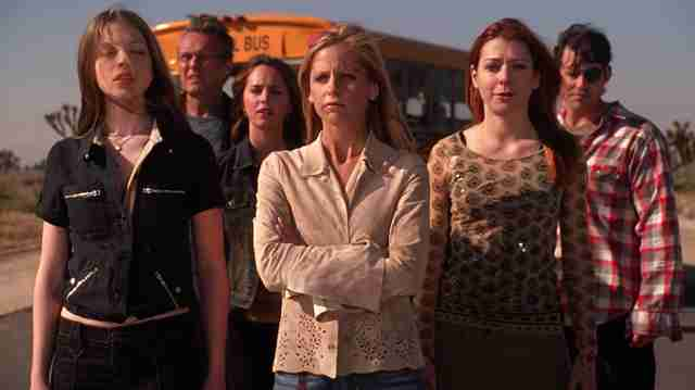 buffy the vampire slayer TV best episodes - chosen